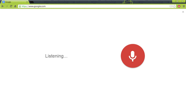 google voice demo